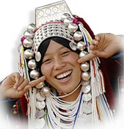 Thai Hill Tribe Silver Beads