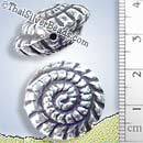Silver-Bead - Shell - BSB0087 - (1-Piece)